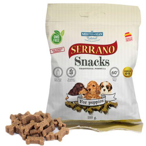Serrano Pamlsky pre šteniatka 100g 1