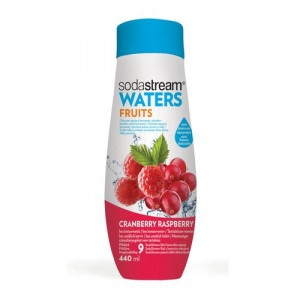 SodaStream Sirup Fruits Brusnica/malina 440 ml 1