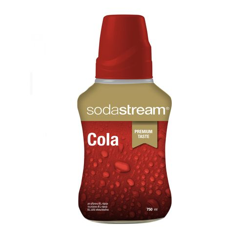 SodaStream Sirup Cola Premium 750 ml 1