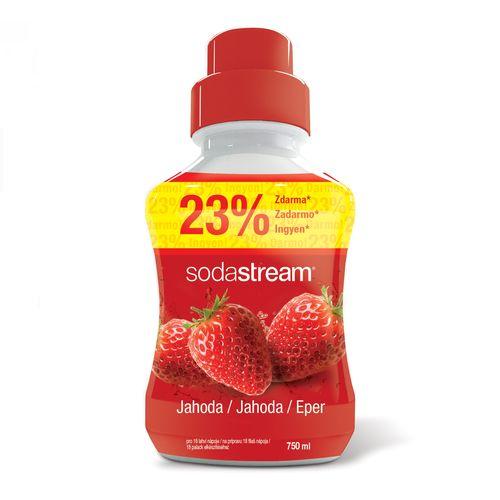 SodaStream Sirup Jahoda 750 ml 1