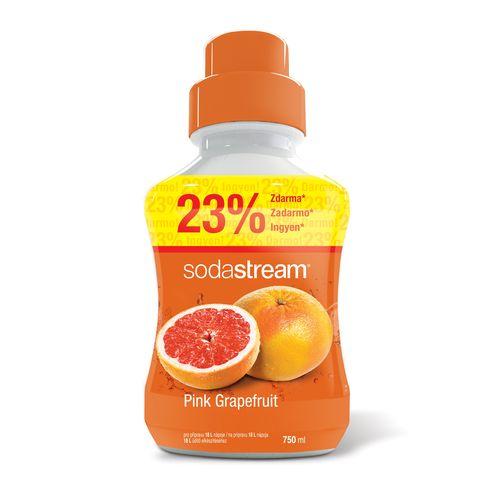 SodaStream Sirup Ružový grapefruit 750 ml 1