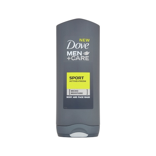 Sprchový gél DOVE MEN Sport Active 250ml 1