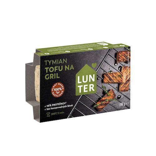 Tofu na grill Tymian LUNTER 180g VÝPREDAJ 1