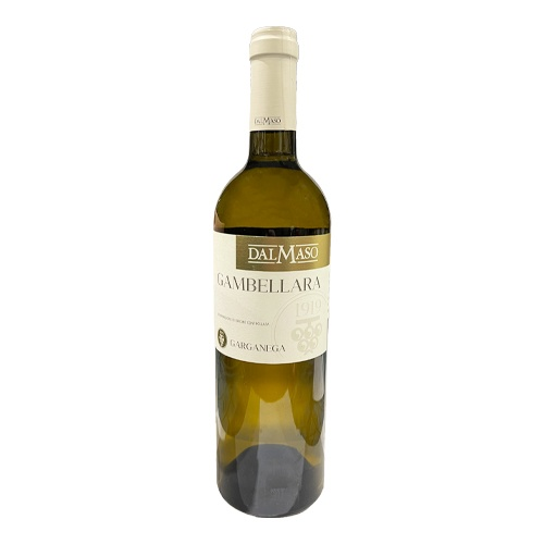 Víno biele GAMBELLARA DOC 2019 DAL MASO 0,75l 1