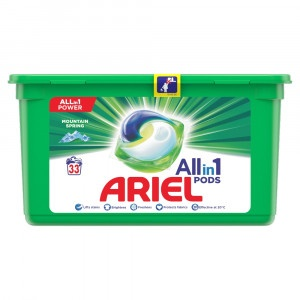 Ariel All In 1 Mountain Spring kapsule 33PD 19