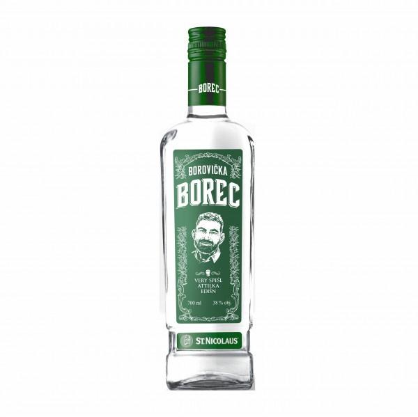 BOREC Borovička 38% 0,7 l 1