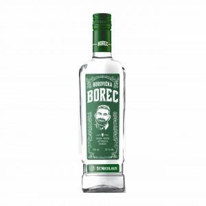 BOREC Borovička 38% 0,7 l 7