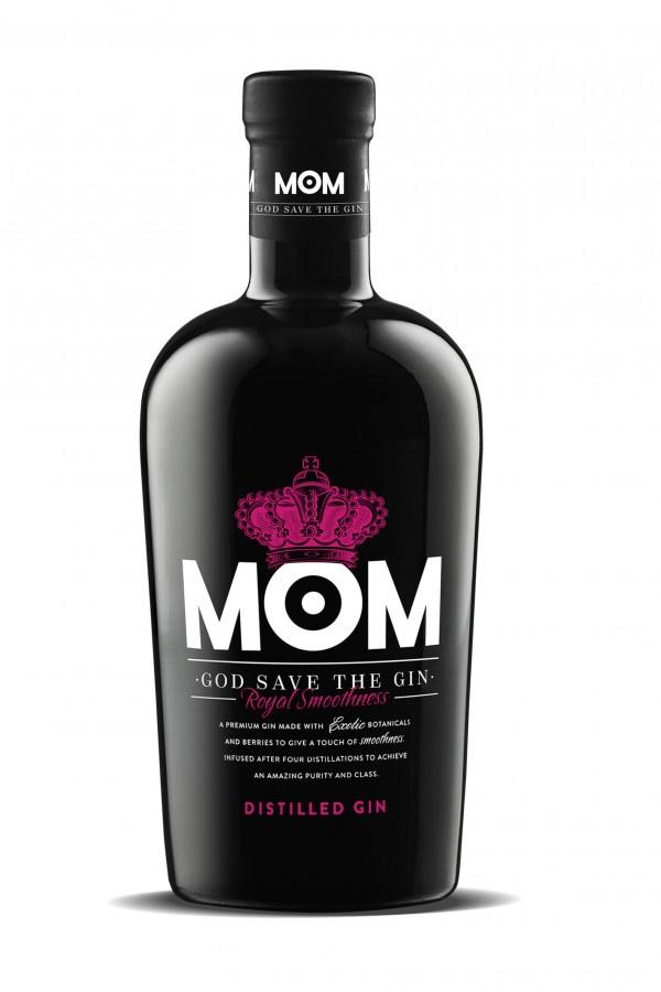 MOM Gin 39,5% 0,7 l 1