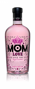 MOM Gin LOVE 37,5% 0,7 l 4
