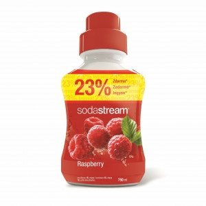 SodaStream Sirup Malina 750 ml 7