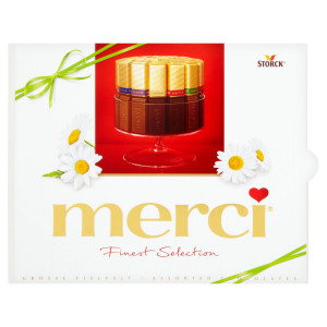 Dezert Merci Finest Selection 250g 23