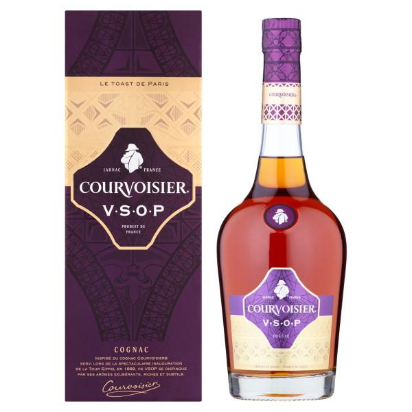 Courvoisier VSOP 40% 0,7 l 1