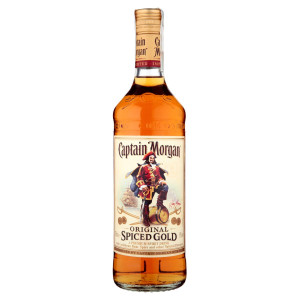 Captain Morgan Spiced Gold Rum 35% 0,7 l 12