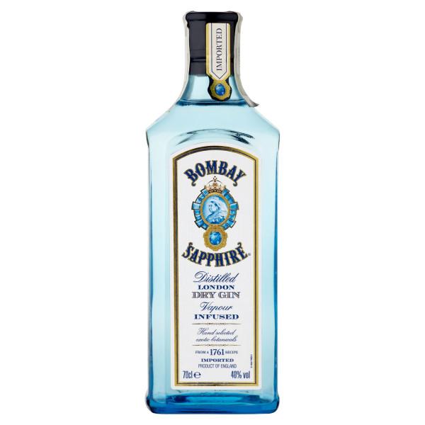 Bombay Sapphire Gin 40% 0,7 l 1
