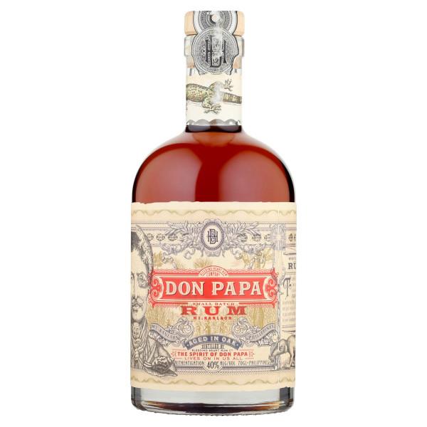 Don Papa Rum 40% 0,7 l tuba 1