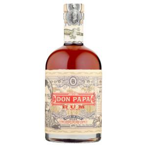 Don Papa Rum 40% 0,7 l tuba 4