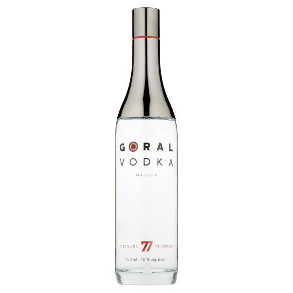 Goral Master Vodka 40% 0,7 l 1