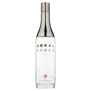 Goral Master Vodka 40% 0,7 l 22