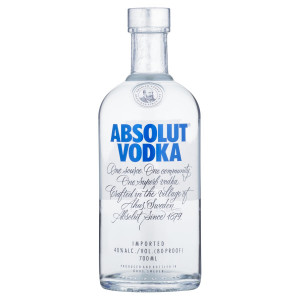 Absolut Vodka 40% 0,7 l 3