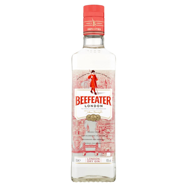 Beefeater Gin 40% 0,7 l 1