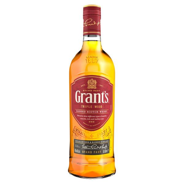 Grant's Triple Wood 40% 0,7 l 1