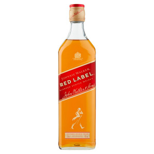 Johnnie Walker Red Label 40% 0,7 l 7