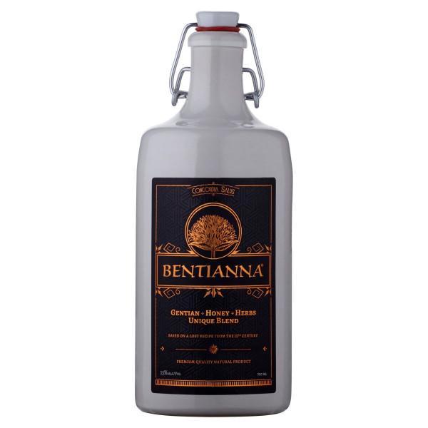 BENTIANNA bylinný likér 0,7l 1
