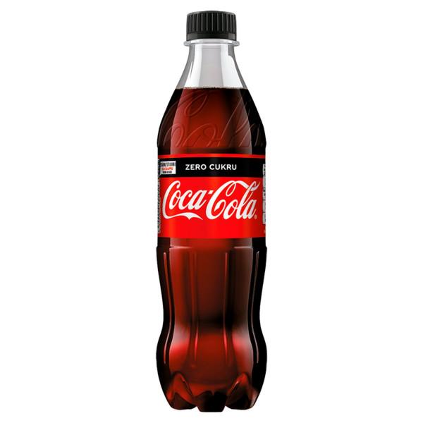 Coca Cola Zero 0,5l 1