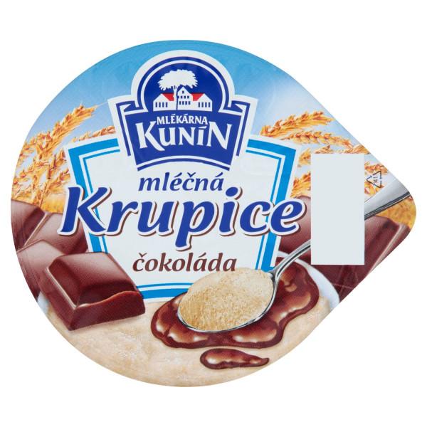 Mliečna ryža čokoláda KUNÍN 175g VÝPREDAJ 1