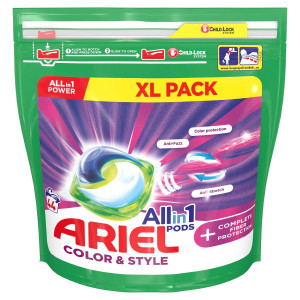 Ariel All In 1 Color & Style kapsule 44PD 2