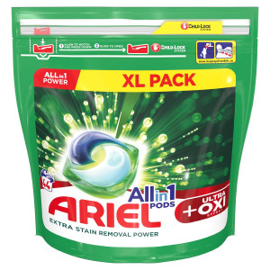 Ariel All In 1 Ultra Oxi kapsule 44PD 2