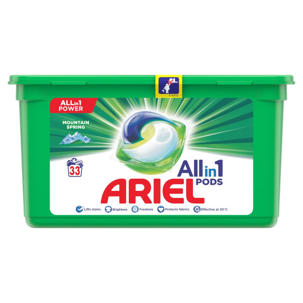 Ariel All In 1 Mountain Spring kapsule 33PD 1