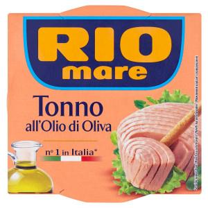 Rio Mare Tuniak v olivovom oleji 160 g 7