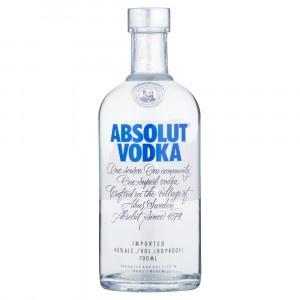 Absolut Vodka 40% 0,7 l 1