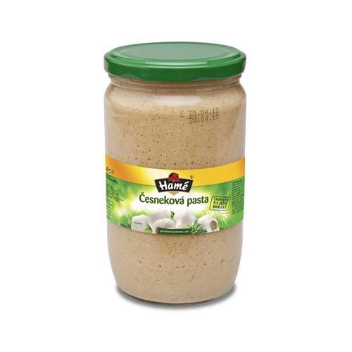 Cesnaková pasta 70% soľ 850g 1