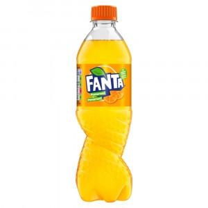 Fanta pomarančová 0,5l 3