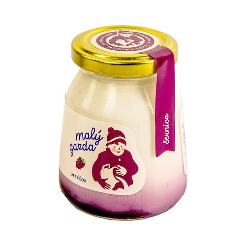 Jogurt černicový bez Éčiek MG 200g VÝPREDAJ 1
