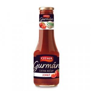 Kečup OTMA GURMÁN jemný 860g 4