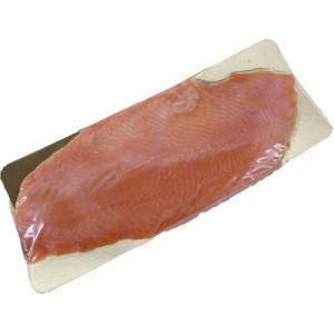 Losos údený mrazený plátky 1 kg, Viči 4