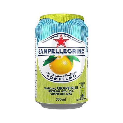 SAN PELLEGRINO grapefruit 330ml 1