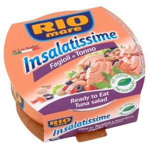 Rio Mare Insalatissime Tuniak. šalát fazuľa 160g 18