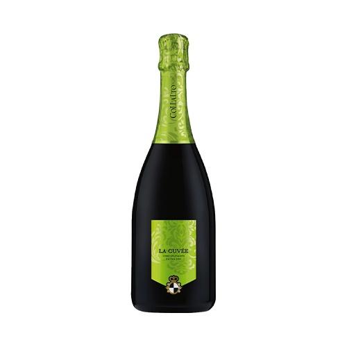 Víno COLLALTO La Cuvee Spumante Extra Dry 0,75l 1