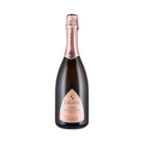 Víno COLLALTOViolette Spumante VSAQ ExtraDry 0,75l 1