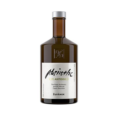 ŽUFÁNEK Absinthe St.Antoine 70% 0,5l 1