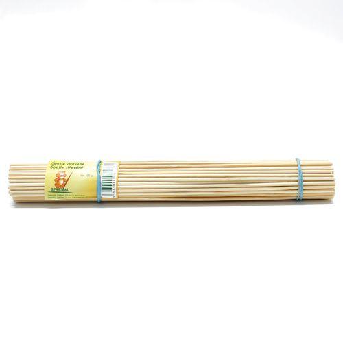 Špajle drevené 27cm 100 ks 1