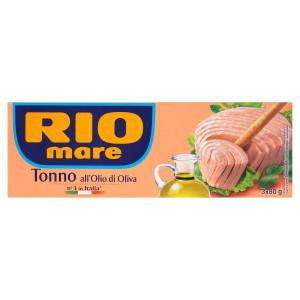 Rio Mare Tuniak v olivovom oleji 3 x 80 g 8