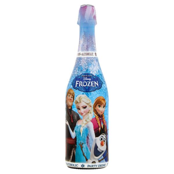 Detské šampanské Frozen biele hrozno 750 ml 1