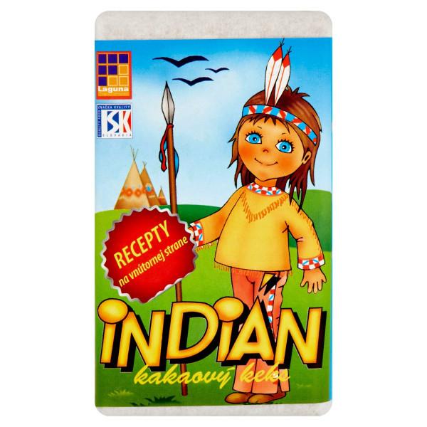 Indián keks kakaový Laguna 100 g 1