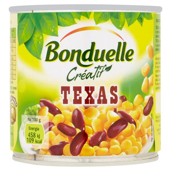 Bonduelle Créatif TEXAS zeleninová zmes 425ml 1