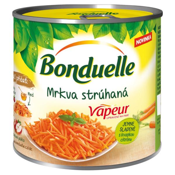 Bonduelle Vapeur Mrkva na rezance 425ml 1